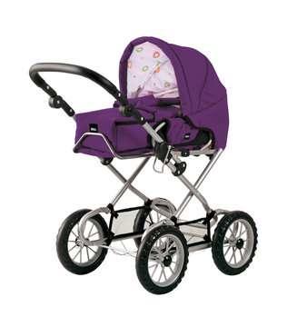 63891310 Rollenspielzeug BRIO Puppenwagen Combi, violett von Ravensburger 4