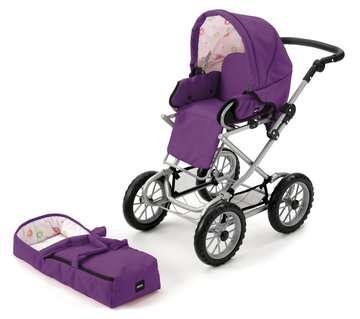 63891310 Rollenspielzeug BRIO Puppenwagen Combi, violett von Ravensburger 5