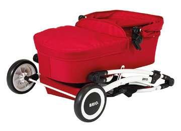63900000 Rollenspielzeug Puppenwagen Spin rot von Ravensburger 10