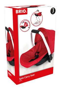 63904000 Rollenspielzeug Puppen-Autositz für Spin Puppenwagen von Ravensburger 1