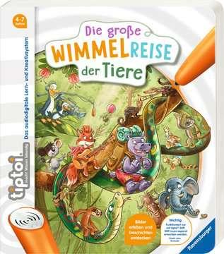 65884 tiptoi® tiptoi® Die große Wimmelreise der Tiere von Ravensburger 2