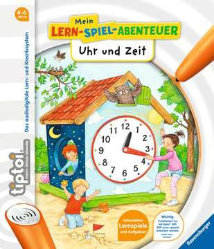 65885 tiptoi® tiptoi® Uhr und Zeit von Ravensburger 1