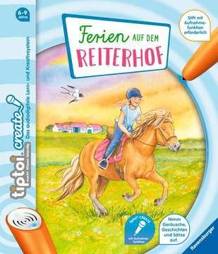 65886 tiptoi® tiptoi® CREATE Ferien auf dem Reiterhof von Ravensburger 1