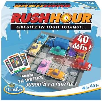 Rush Hour (F) ThinkFun;Rush Hour - Image 1 - Ravensburger