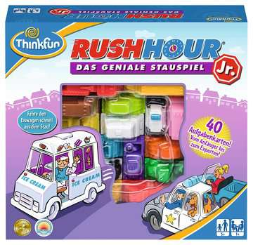 76303 Rush Hour Rush Hour Junior von Ravensburger 1