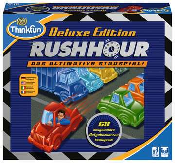 76305 Familienspiele Rush Hour Deluxe von Ravensburger 1