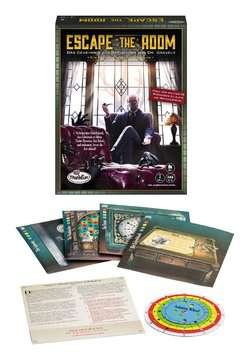 76310 Escape the Room Escape the Room - Das Geheimnis des Refugiums von Dr. Gravely von Ravensburger 2