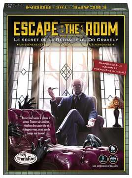 Escape the Room - Le secret de la Retraite du Dr Gravely (F) ThinkFun;Escape the Room - Image 1 - Ravensburger
