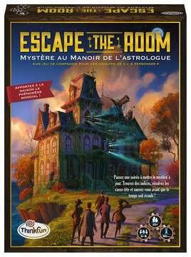 Escape the Room - Mystère au Manoir de l'astrologue (F) ThinkFun;Escape the Room - Image 1 - Ravensburger