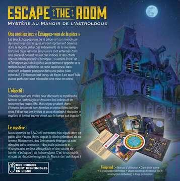 Escape the Room - Mystère au Manoir de l'astrologue (F) ThinkFun;Escape the Room - Image 2 - Ravensburger