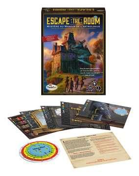 Escape the Room - Mystère au Manoir de l'astrologue (F) ThinkFun;Escape the Room - Image 3 - Ravensburger