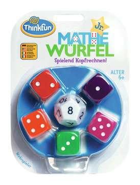 76316 Junior Logikspiele Mathe Würfel Junior von Ravensburger 1
