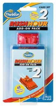 76333 Rush Hour Rush Hour® 2 Erweiterungsset von Ravensburger 1