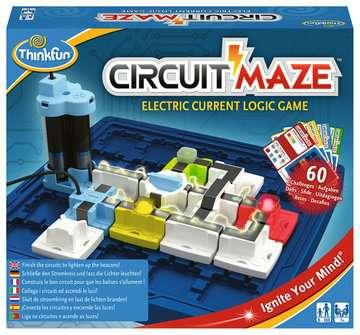 76341 Logikspiele Circuit Maze™ von Ravensburger 1