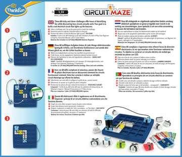 76341 Logikspiele Circuit Maze™ von Ravensburger 2
