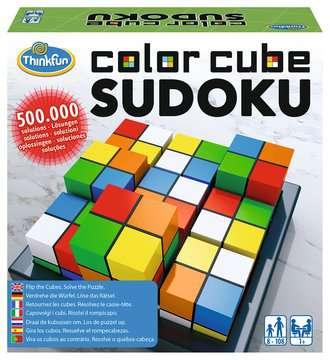 76342 Logikspiele Color Cube Sudoku von Ravensburger 1