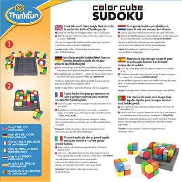 76342 Logikspiele Color Cube Sudoku von Ravensburger 2