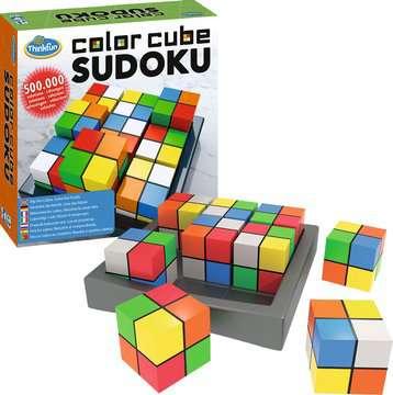 76342 Logikspiele Color Cube Sudoku von Ravensburger 3
