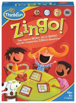 76351 Kinderspiele Zingo!® von Ravensburger 1