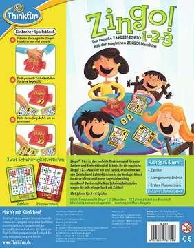 76352 Kinderspiele Zingo® 1-2-3 von Ravensburger 2