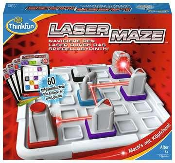 76356 Logikspiele Laser Maze? von Ravensburger 1