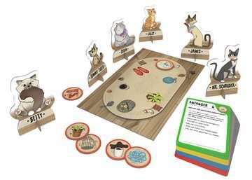 76366 Logikspiele Cat Crimes™ von Ravensburger 3