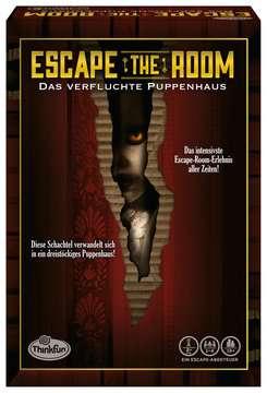 76371 Escape the Room Escape the Room 3 - Das verfluchte Puppenhaus von Ravensburger 1