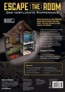 76371 Escape the Room Escape the Room 3 - Das verfluchte Puppenhaus von Ravensburger 2