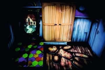 76371 Escape the Room Escape the Room 3 - Das verfluchte Puppenhaus von Ravensburger 5