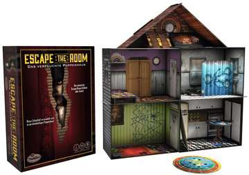 76371 Escape the Room Escape the Room 3 - Das verfluchte Puppenhaus von Ravensburger 3