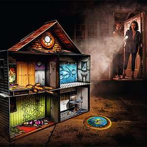 76371 Escape the Room Escape the Room 3 - Das verfluchte Puppenhaus von Ravensburger 21