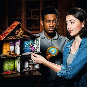 76371 Escape the Room Escape the Room 3 - Das verfluchte Puppenhaus von Ravensburger 22