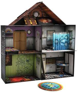 76371 Escape the Room Escape the Room 3 - Das verfluchte Puppenhaus von Ravensburger 5