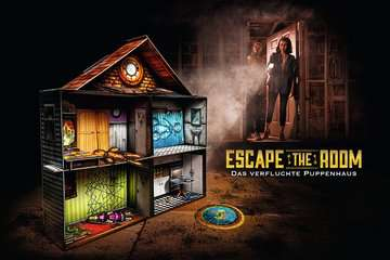 76371 Escape the Room Escape the Room 3 - Das verfluchte Puppenhaus von Ravensburger 7