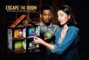 76371 Escape the Room Escape the Room 3 - Das verfluchte Puppenhaus von Ravensburger 22