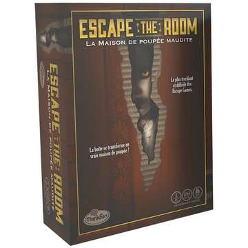 Escape the Room - La maison de poupée maudite ThinkFun;Escape the Room - Image 1 - Ravensburger