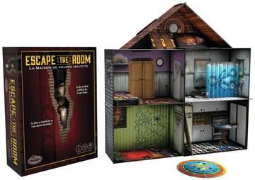 Escape the Room - La maison de poupée maudite ThinkFun;Escape the Room - Image 7 - Ravensburger