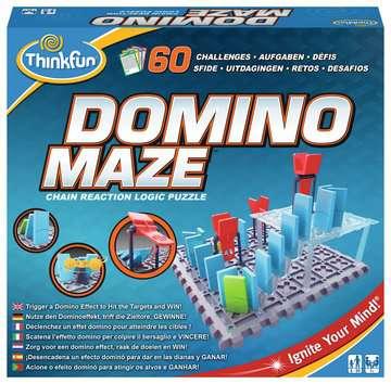 76373 Logikspiele Domino Maze™ von Ravensburger 1