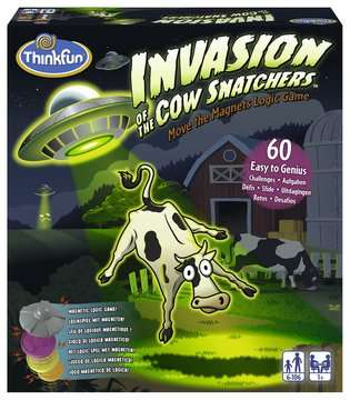 76374 Logikspiele Invasion of the Cow Snatchers™ von Ravensburger 1