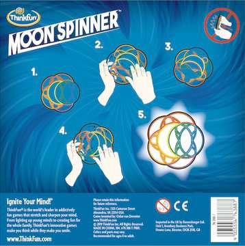 76388 Logikspiele Moon Spinner von Ravensburger 1