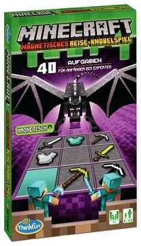 76402 Logikspiele Minecraft - Das Magnetische-Reisespiel von Ravensburger 1