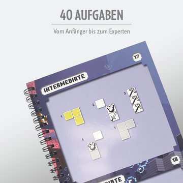 76402 Logikspiele Minecraft - Das Magnetische-Reisespiel von Ravensburger 10