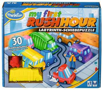 76412 Rush Hour My first Rush Hour von Ravensburger 1