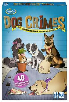 76413 Logikspiele Dog Crimes von Ravensburger 1