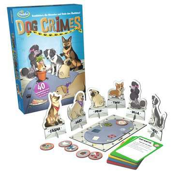 76413 Logikspiele Dog Crimes von Ravensburger 3