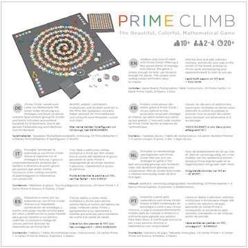 76429 Logikspiele Prime Climb von Ravensburger 2