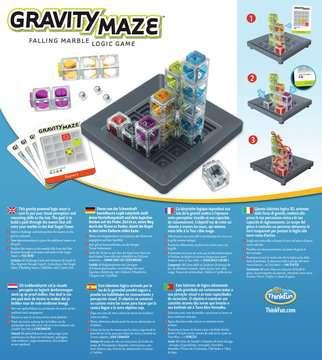 76433 Logikspiele Gravity Maze von Ravensburger 2