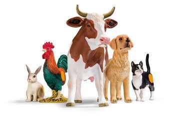 80140 tiptoi® Spielfiguren tiptoi® Spielfiguren Bauernhof von Ravensburger 1