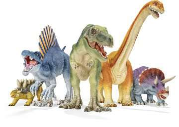 80277 tiptoi® Spielfiguren tiptoi® Spielfiguren Dinosaurier von Ravensburger 1