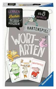 80353 Kinderspiele Lernen Lachen Selbermachen: Wortarten von Ravensburger 1